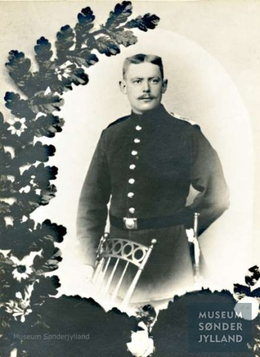Friedrich Peter Gudmann (1885-1916) Sundsmark, Ulkebøl