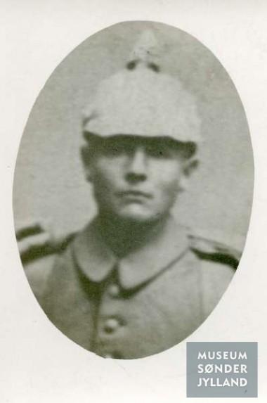 Christian Friedrich Thiesen (1893-1916) - Sundsmark, Ulkebøl