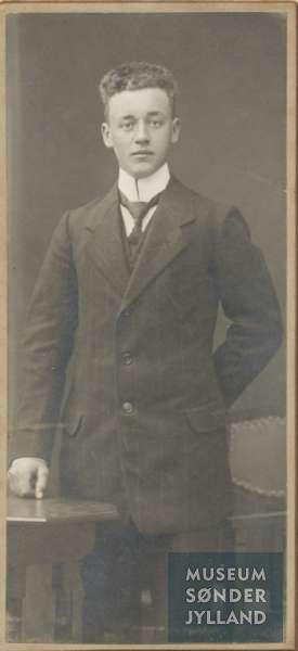 Nicolai Clausen (1894-1916) Kettingskov, Asserballe