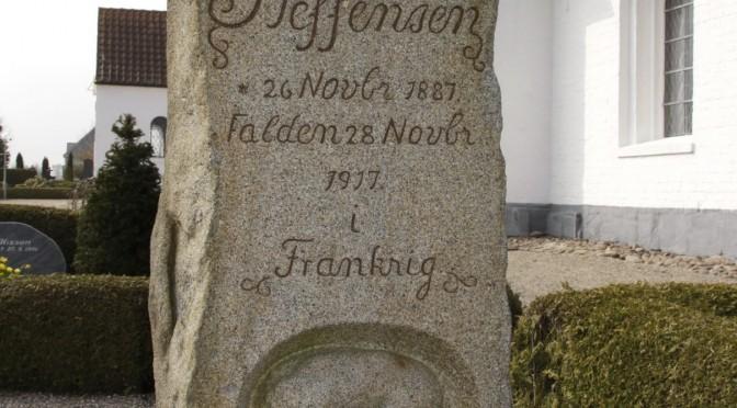 """6. december 1917 – Enkefru Røgind: """"Sidder Gud til Doms over denne Verden?"""""""