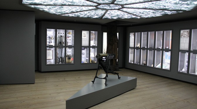 Efterårsferie? Besøg udstillingen om Første Verdenskrig på Sønderborg Slot