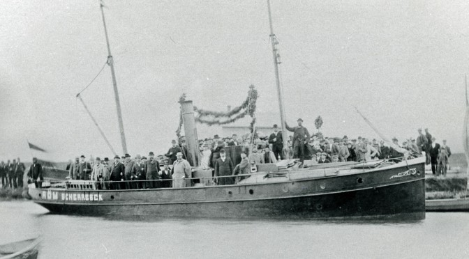 10. februar 1920. Panik på Rømø! Der er næsten kun tyske stemmesedler!