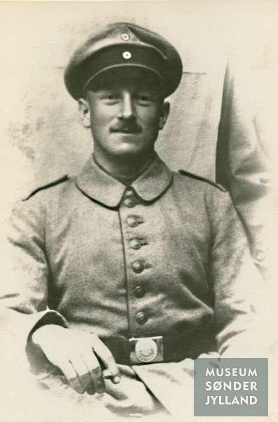 Wilhelm Emil Ecklon (1886-1916) Augustenborg