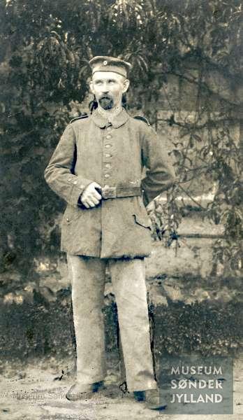 Lorenz Friedrichsen (1880-1916) Sønder Hostrup, Ensted