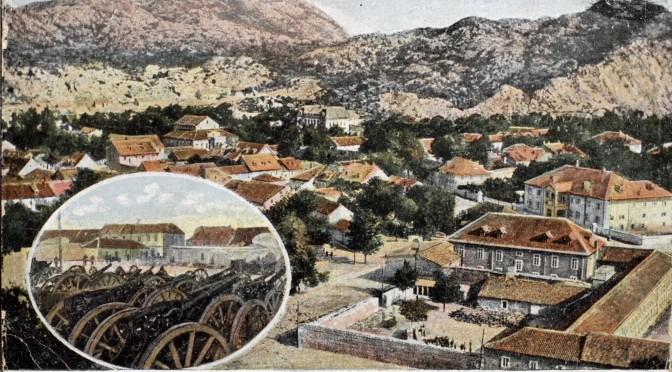12. januar 1917. Hans Hostrup i Makedonien