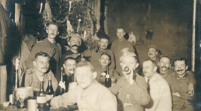 24. august 1917. J.J. fra Spandet forvandler vin til vand …