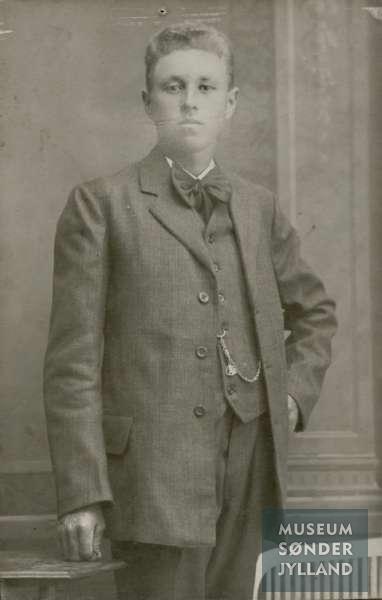 Andreas Jacobsen (1894-1917) Sottrupskov, Sottrup