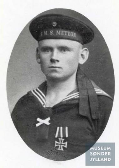 Peter Christensen (1892-1917) Kegnæs