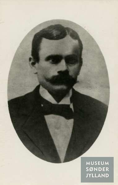 Wilhelm Robert Adolf Alsdorff (1874-1917) Sønderborg
