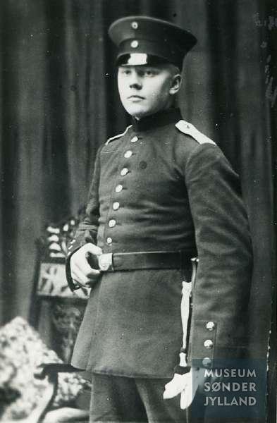 Peter Jensen (1896-1917) Ertebjerg, Tandslet