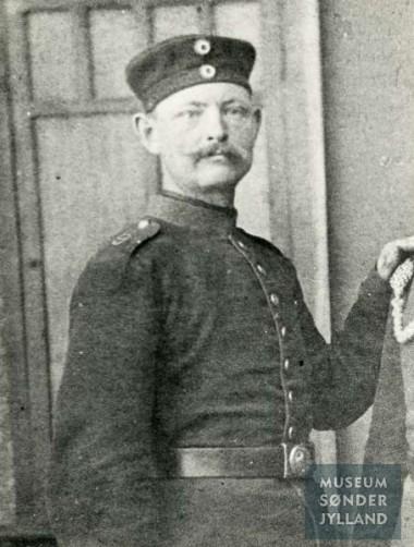 Anton Bendixen Thiestrup (1881-1917) Sønderborg