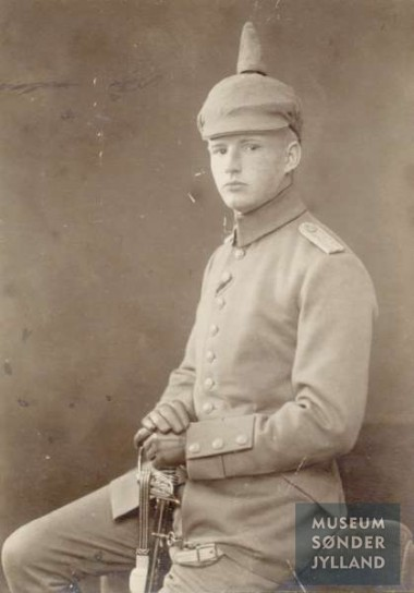 Theodor Joachim Benedictur de Vries (1891-1917) Sønderborg