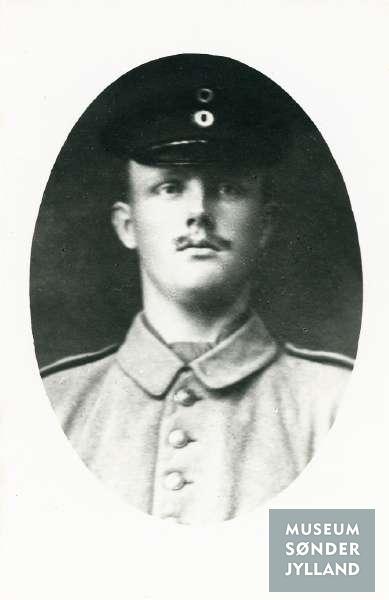 Christian Andresen (1893-1917) Asserballe