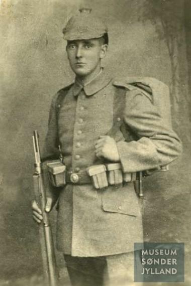 Andreas Jacobsen (1894-1917) Hørup