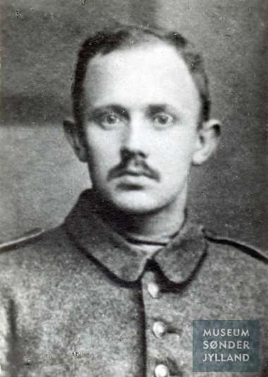 Fritz Ludwig Clausen (1889-1917) Sønderby, Kegnæs