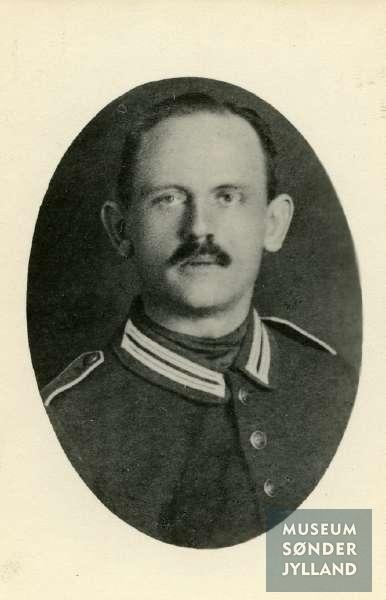 Christian Friedrich Wilhelm Höfer (1879-1917) Gråsten