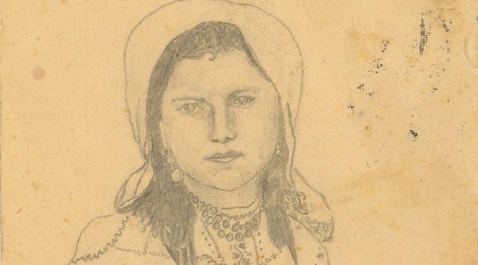 """19. maj 1917 – Johannes Ankersen: """"… smukke piger var der egentlig kun blandt jøderne."""""""