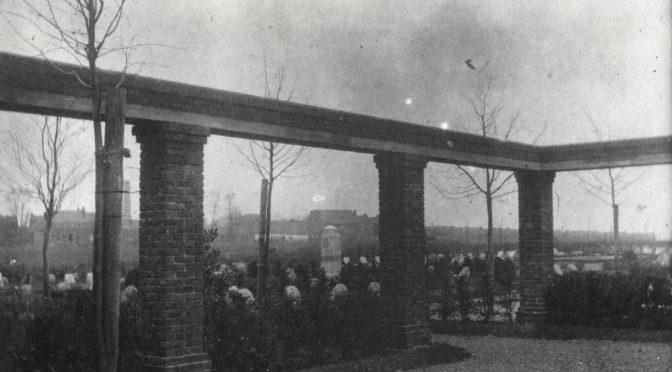 """30. marts 1917 – Claus Eskildsen: """"Jeg har kendt mange af dem, der nu ligger her …"""""""