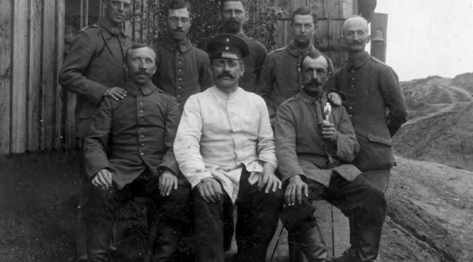 "8. maj 1917 – Thyge Thygesen: ""Mig er de temmelig underdanige"""