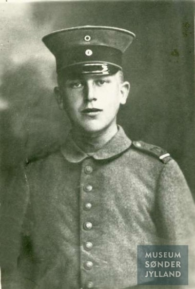 Nicolai Beck (1897-1917) Ulkebøl