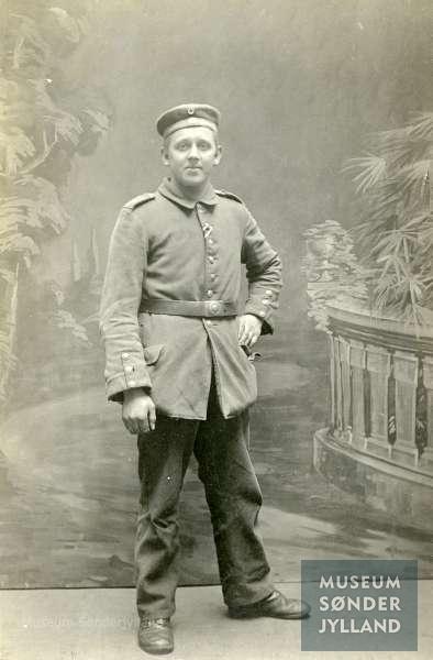 Marius Gadmann (1896-1917) Holm, Nordborg