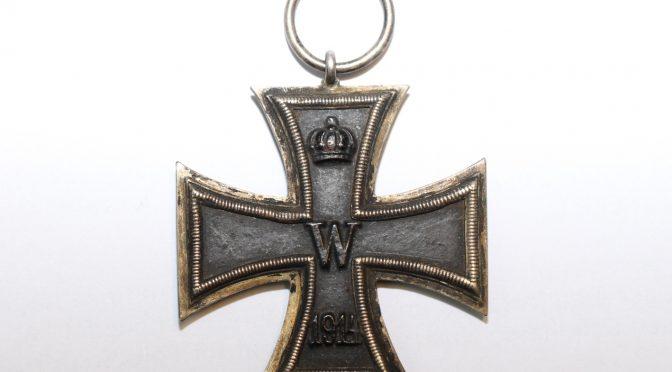 27. april 1918. De er en helt – det er en ordre!