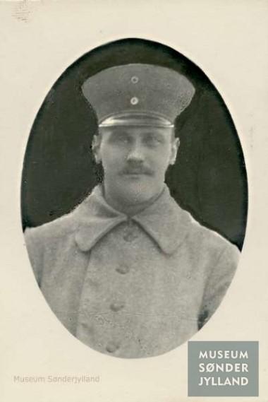 Peter Hansen (1891-1917) Skovby, Lysabild