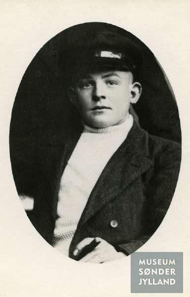 Lars Christian Larsen (1897-1917) Sottrup