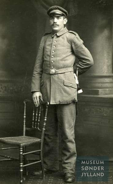 Christen Karstensen (1882-1917) Ulkebøl