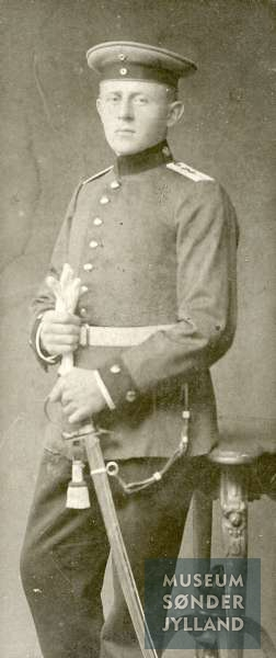 Christian Tychsen (1885-1917) Skodsbøl, Broager
