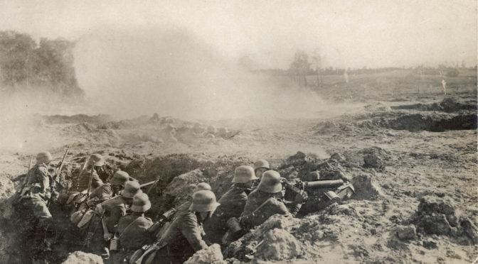 """6. januar 1918 – Jens Thomsen: """"… at vi straks vidste Besked — nu vilde han gribe an."""""""