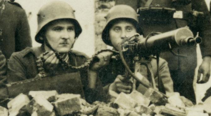 """21. oktober 1918. Matthias Møller: """"Helvedet var løs …"""""""