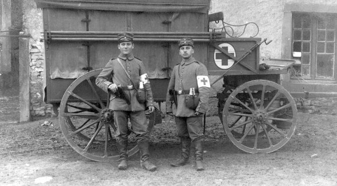 """16. januar 1918 – Chresten Lysbeck: """"… døde Kammerater paa Vejen"""""""