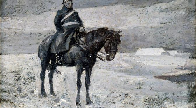 20. oktober 1917. Sønderjyderne ikke længere bange for gendarmerne