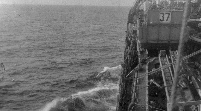 """12. oktober 1917 – Erobringen af Øsel og Dagø: """"… et besværligt Arbejde at faa os sat i Land"""""""