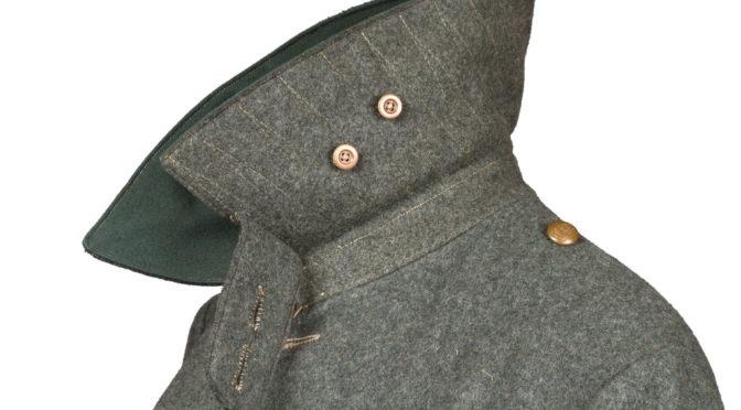 Fra samlingerne: Frakke M1915