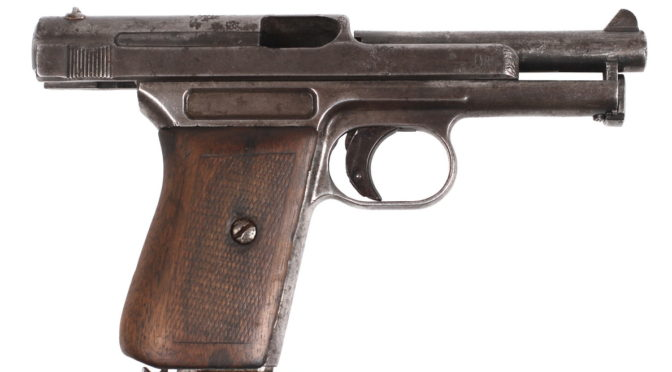 Fra samlingerne: Mauser M1914