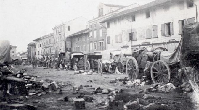 27. oktober 1917 – Flensborg Avis: Fra Alperne til Piave