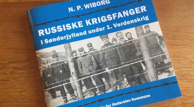 Ny bog om russiske krigsfanger i Sønderjylland