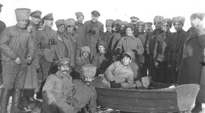 9. december 1917 – Chr. Jensen Christensen: Forbrødring