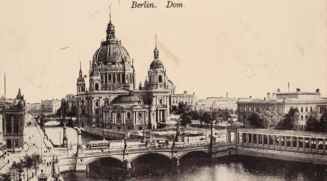17. juli 1918. Fire desertører er nået til Berlin. Hvad nu?