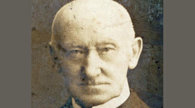 """8. september 1918 – Georg Brodersen: """"… Fordærvelse og Skræk i vore Rækker"""""""