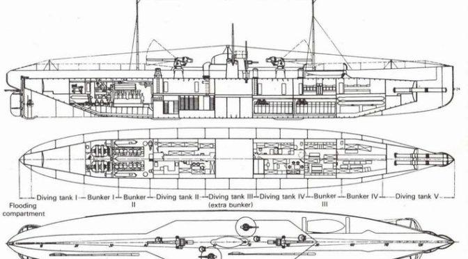 22. december 1917 – Max Valentiner: Ubådskrydseren U157