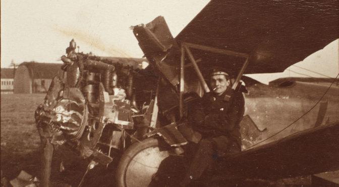 17. januar 1918 – Tønder Luftskibsbase: Nedstyrtning
