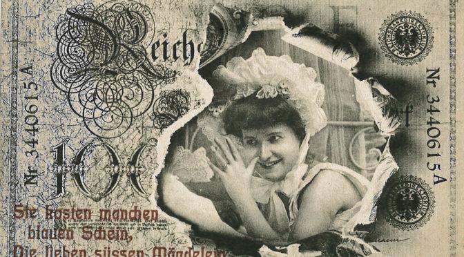 """7. februar 1918: """"Der var horkvinder …"""" – Frederik Tychsen hjælper en ven med dårlig samvittighed."""