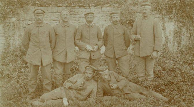 3. august 1918 – Nis Wogensen: En nordslesvigsk bibelkreds i Frankrig