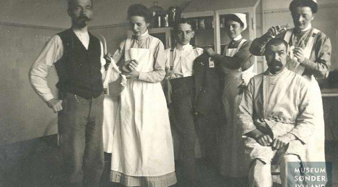 Sygeplejersker 1914-1918 efterlyses