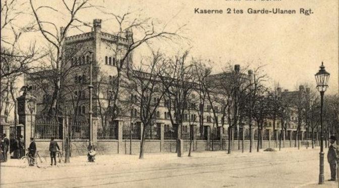 20. december 1918. På flugt i automobil med kuglerne fløjtende om ørerne