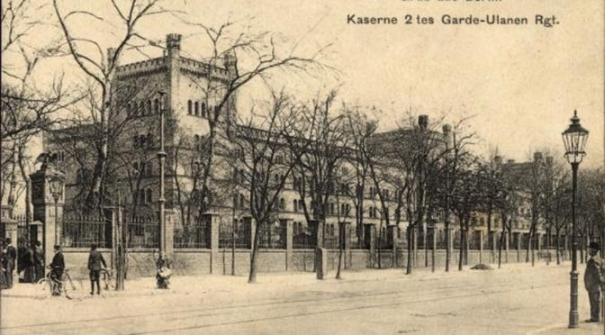 15. november 1918. Alt er kaos i Berlin