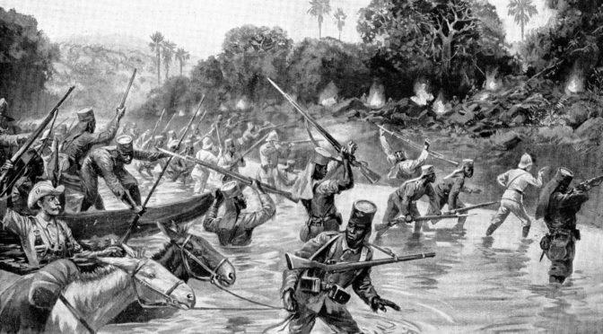 Verdenskrigen i Kamerun